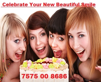 Cosmetic Laser Dental Implants Clinic Smile in hour in Ahmedabad Gujarat