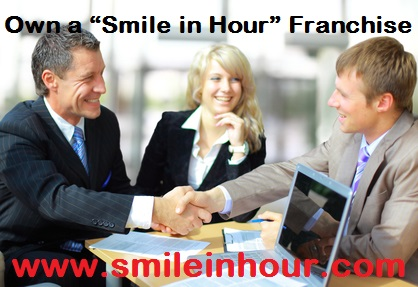 "Cosmetic Laser Implants Clinic Franchise opportunities by ""Smile in Hour"" in India"