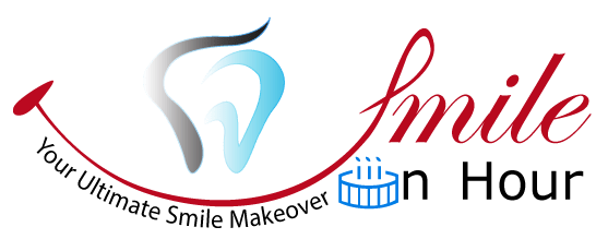 Smile in Hour smile makeover transparent Logo