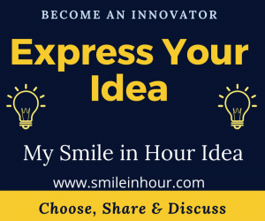 Ideas Express Your Idea My Smile in Hour CaseStudy Ahmedabad Gujarat Delhi Mumbai india