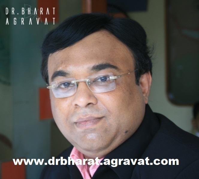 Dr Bharat Agravat, India's best iconic cosmetic dentist
